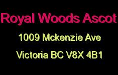 Royal Woods Ascot 1009 McKenzie V8X 4B1