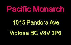 Pacific Monarch 1015 Pandora V8V 3P6