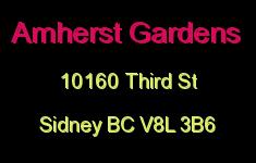 Amherst Gardens 10160 Third V8L 3B6