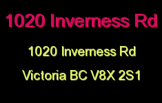 1020 Inverness Rd 1020 Inverness V8X 2S1