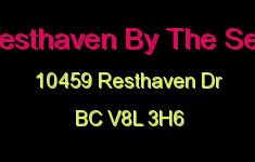 Resthaven By The Sea 10459 Resthaven V8L 3H6