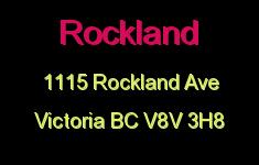 Rockland 1115 Rockland V8V 3H8