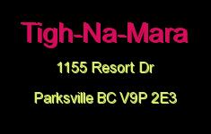 Tigh-Na-Mara 1155 Resort V9P 2E3