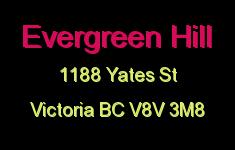 Evergreen Hill 1188 Yates V8V 3M8