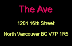 The Ave 1201 16TH V7P 1R5