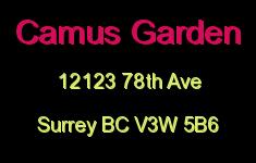 Camus Garden 12123 78TH V3W 5B6