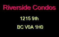 Riverside Condos 1215 9TH V0A 1H0
