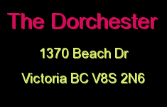 The Dorchester 1370 Beach V8S 2N6
