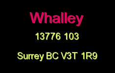 Whalley 13776 103 V3T 1R9