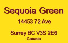 Sequoia Green 14453 72 V3S 2E6