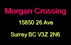Morgan Crossing 15850 26 V3Z 2N6