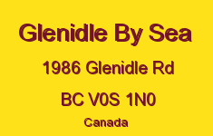 Glenidle By Sea 1986 Glenidle V0S 1N0
