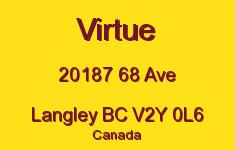 Virtue 20187 68 V2Y 0L6