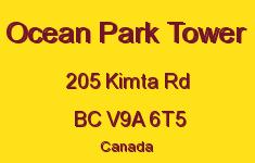 Ocean Park Tower 205 Kimta V9A 6T5
