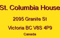 St. Columbia House 2095 Granite V8S 4P9