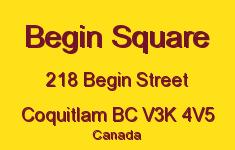 Begin Square 218 BEGIN V3K 4V5
