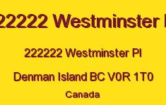 222222 Westminster Pl 222222 Westminster V0R 1T0