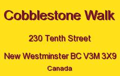 Cobblestone Walk 230 TENTH V3M 3X9