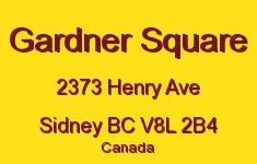 Gardner Square 2373 Henry V8L 2B4