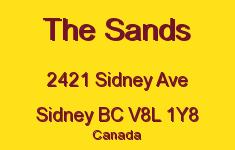 The Sands 2421 Sidney V8L 1Y8