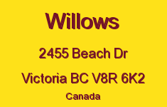 Willows 2455 Beach V8R 6K2