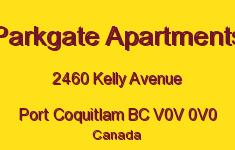 Parkgate Apartments 2460 KELLY V0V 0V0