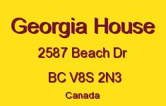 Georgia House 2587 Beach V8S 2N3