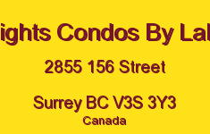 The Heights Condos By Lakewood 2855 156 V3S 3Y3