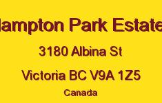 Hampton Park Estates 3180 Albina V9A 1Z5