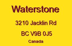 Waterstone 3210 Jacklin V9B 0J5