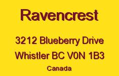 Ravencrest 3212 BLUEBERRY V0N 1B3
