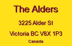 The Alders 3225 Alder V8X 1P3