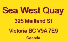 Sea West Quay 325 Maitland V9A 7E9