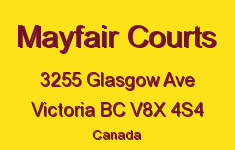Mayfair Courts 3255 Glasgow V8X 4S4