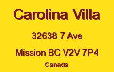 Carolina Villa 32638 7 V2V 7P4