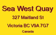 Sea West Quay 327 Maitland V9A 7G7
