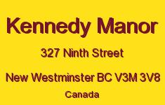 Kennedy Manor 327 NINTH V3M 3V8
