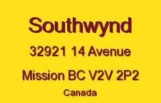 Southwynd 32921 14 V2V 2P2
