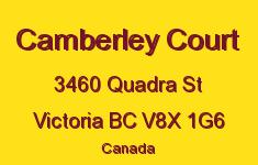 Camberley Court 3460 Quadra V8X 1G6