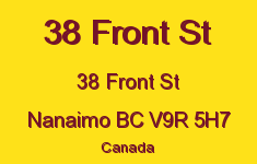 38 Front St 38 Front V9R 5H7