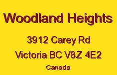 Woodland Heights 3912 Carey V8Z 4E2