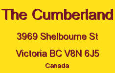 The Cumberland 3969 Shelbourne V8N 6J5