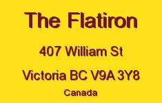 The Flatiron 407 William V9A 3Y8