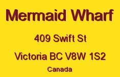 Mermaid Wharf 409 Swift V8W 1S2