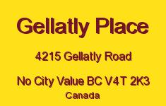 Gellatly Place 4215 GELLATLY V4T 2K3