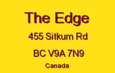 The Edge 455 Sitkum V9A 7N9