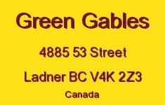 Green Gables 4885 53 V4K 2Z3