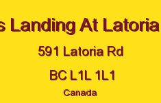 Herons Landing At Latoria Creek 591 Latoria L1L 1L1