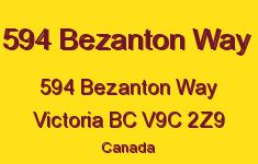 594 Bezanton Way 594 Bezanton V9C 2Z9