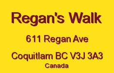 Regan's Walk 611 REGAN V3J 3A3